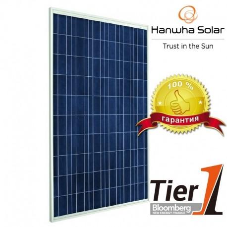 Hanwha Solar HSL60P6-PB-4-250T