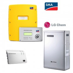 SMA SI6.0H LG Chem RESU 6.4EX
