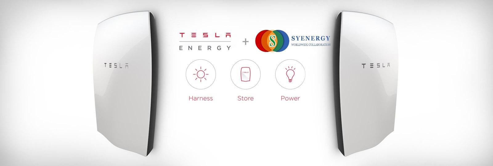 купить аккумулятор Tesla Powerwall Вы можете обратившись в компанию SYENERGY