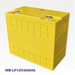 Winston Battery WB-LP12V40AHA