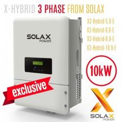 SOLAX X-Hybrid 3Phase
